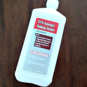 How to clean Clothing & Fabrics: How to Remove Alcohol Stains from Wood