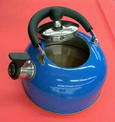 How to Clean the Inside of a Stainless Steel Tea Kettle ...