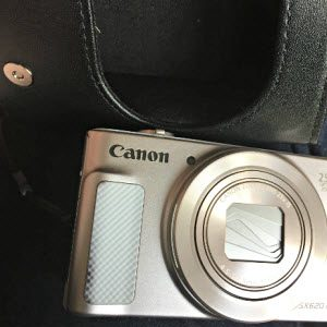 How to clean Things You Own: How to Remove Leather Dye Transfer from a Camera