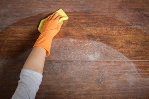 How to clean Surfaces: How to Deodorize Wood