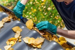 How to clean Exterior: Structural: How to Clean Gutters