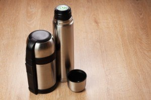 How to clean Kitchenware: How to Clean a Thermos