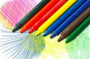 Crayon Marks