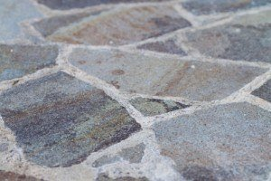 How to clean Outdoors: How to Clean Teak Oil From Flagstone