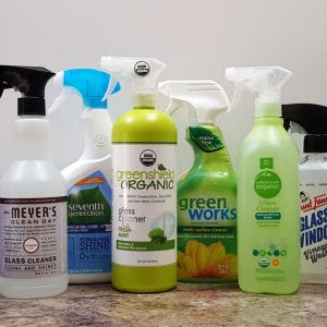 How to clean House: 12 Store-Bought Natural Glass Cleaners Put to the Test