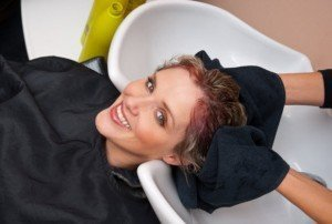 Hair Dye Towel