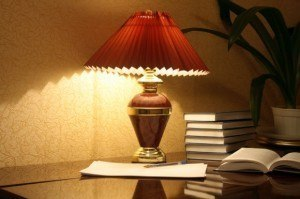 How to clean General Housecleaning: How to Clean a Paper Lampshade