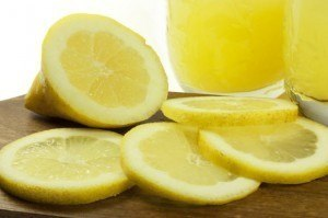 How to Remove a Lemon Stain