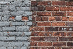 How to clean Walls and Ceilings: How to Remove Paint from Brick