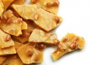 How to Remove Sticky Peanut Brittle Residue