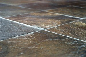 How to clean Floors: How to Remove an Oil Stain from Slate