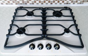 How to Remove Melted Plastic from a Stove