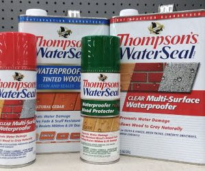 How to clean House: How to Remove Thompson's WaterSeal from Concrete