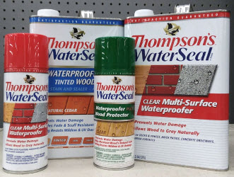 How to Remove Thompson's WaterSeal from Concrete » How To