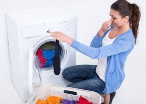 How to clean Household Appliances and Fixtures: How to Deodorize a Washing Machine