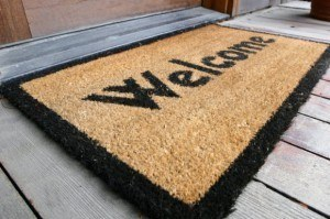 How to clean Carpets and Rugs: How to Clean a Doormat