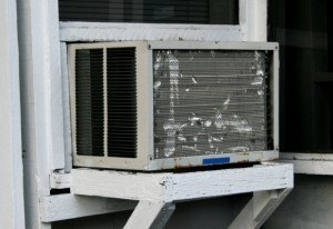 How to clean Household Appliances and Fixtures: How to Clean a Window Air Conditioning Unit