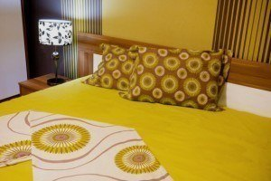 Yellow-Bed