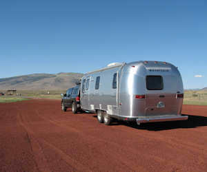 how to paint an aluminum travel trailer