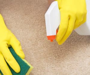 How to Remove Betadine from Carpet