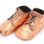 bronzedbabyshoes