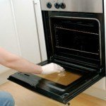 how to remove melted aluminum foil from the oven how to clean. Black Bedroom Furniture Sets. Home Design Ideas