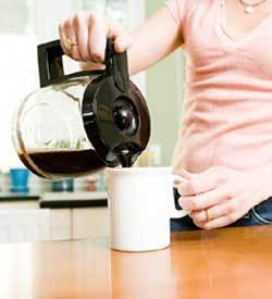 How To Clean A Burned Coffee Pot How To Clean