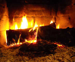 How to Clean 1920s Ceramic Fireplace Tile » How To Clean