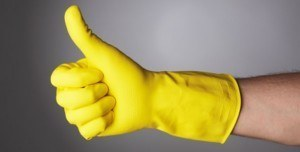 How to clean Cleaning Blog: How to Protect Hands from Washing Dishes