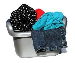 How to clean General Housecleaning: How to Remove Starch Buildup from the Laundry Area