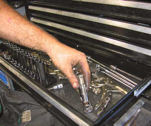 How to clean Metals: How to Clean Rust and Fire Damage from Hand Tools