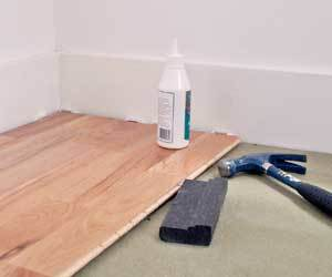 How To Clean Laminate Floors, Will Rubbing Alcohol Damage Laminate Flooring