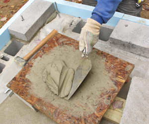How To Clean Mortar Mix Dust Off Of Brick