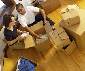 How to clean Random Stuff: How to Organize A Move