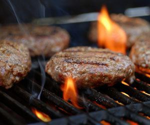 How to clean Outdoors: How to Unclog a Grill Burner