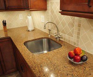 how to clean quartz kitchen sinks - Kitchen Sink Stinks