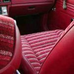 red-car-upholstery