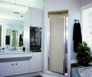 How to clean Bathroom Appliances and Fixtures: How to Clean a Shower Doorsweep
