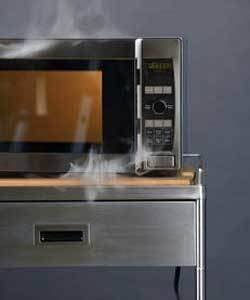 smoking-microwave