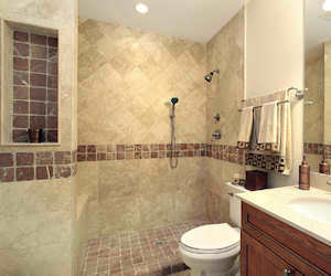 How To Keep Shower Walls Clean How To Clean Stuffnet - What to use to clean bathroom walls