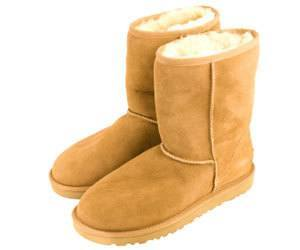 how to clean ugg boots when they get wet