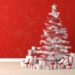 whitechristmastree