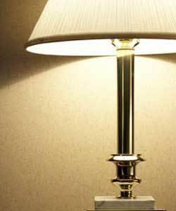 yellow-lampshade